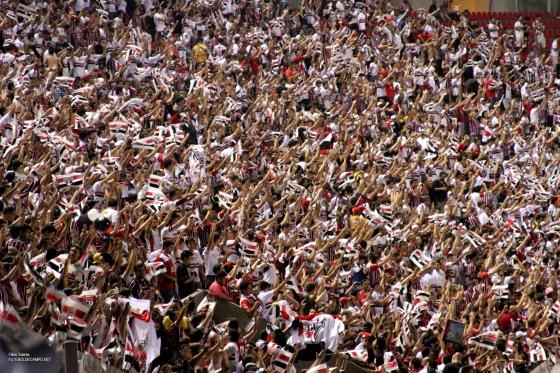 Tigre x São Paulo final Sul-americana