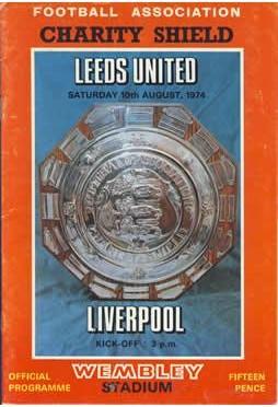 Leeds United x Liverpool (1974)