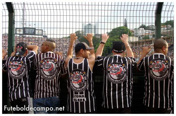 Corinthians x Vasco - Brasileirão - Pacaembu - 27/10/2012