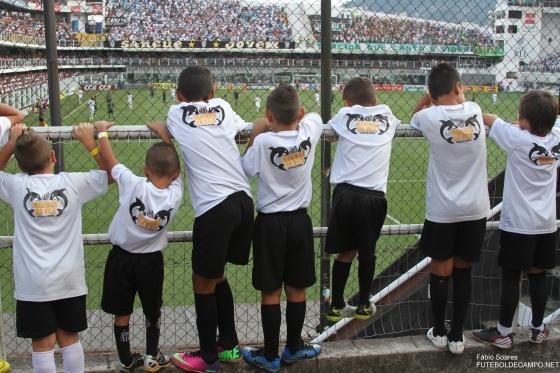 Santos 1 x 1 Palmeiras
