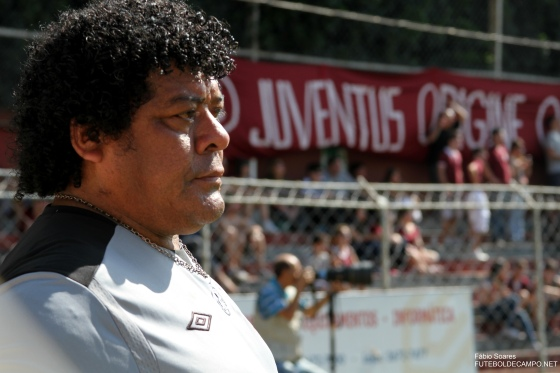 O folclórico 'Maradona'